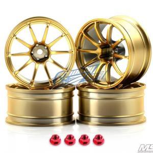 MST Black RS II wheel offset 9 102070BK New 4 PCS